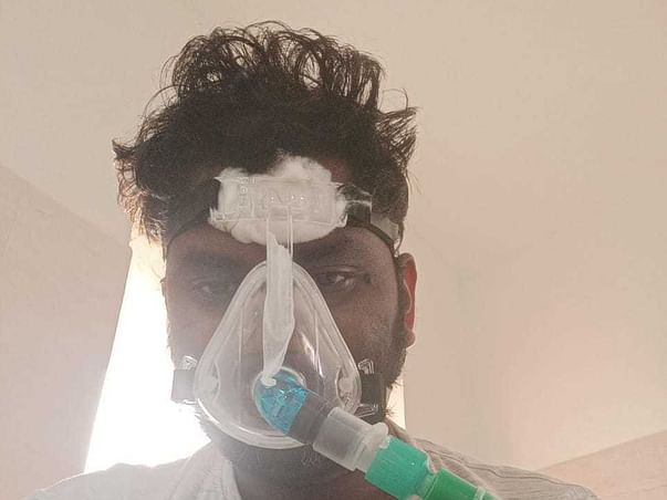 32 years old Vijayakumar Korampalli needs your help fight Covid-19