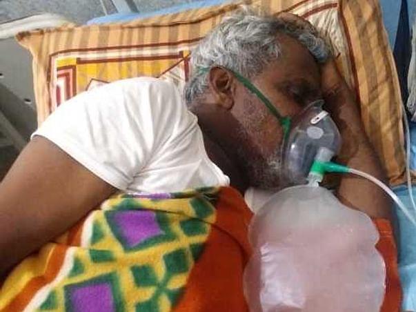 Help This Aged Farmer Breathe!!