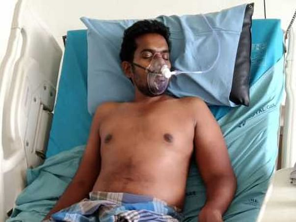 Support Vikaram Recover From Lungs Cancer