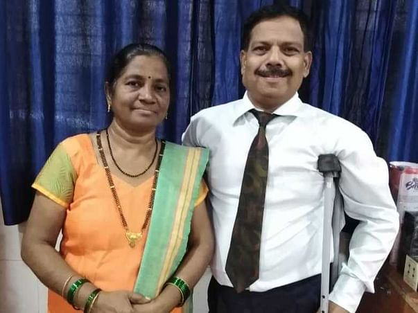 Support My father Mr. Ramdas K. In Fighting Post-Covid Lungs Damage