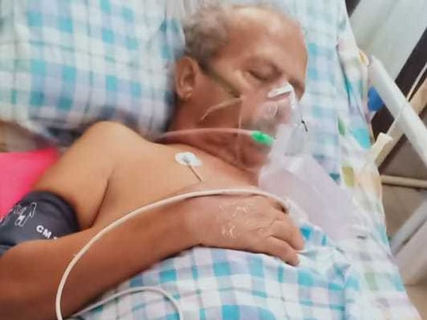 Help My Grandfather To Recover From Covid19