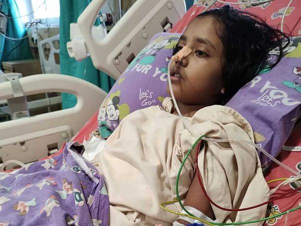 Taposiddha : Help Single Mother Suchorita to save her little angel.