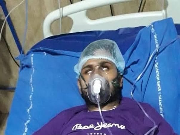 SAVE THE LIFE OF D SURESH