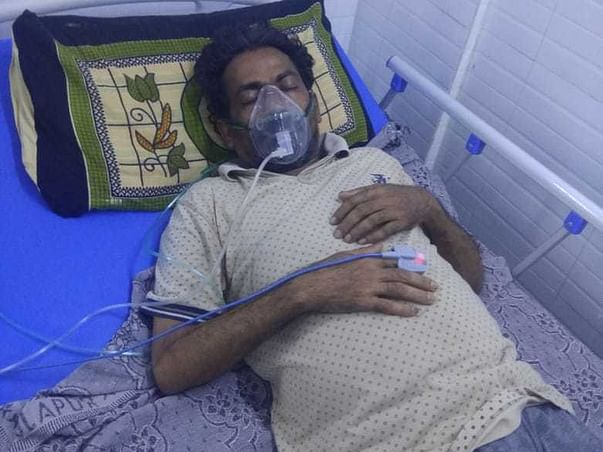Help My Friend's Father Jawhar Lal Recover From Covid-19