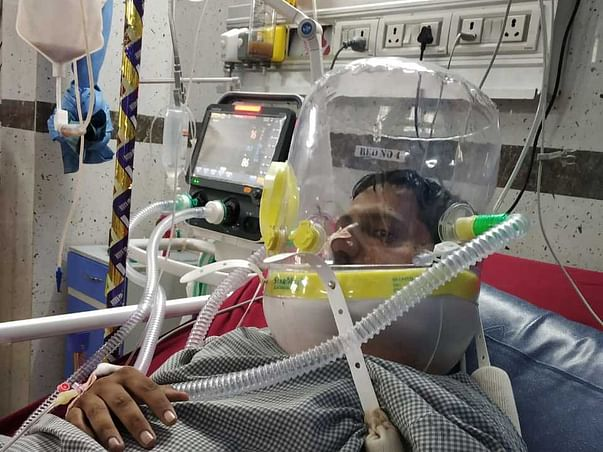 Please Help My Husband Anilkumar Recover From Covid-19