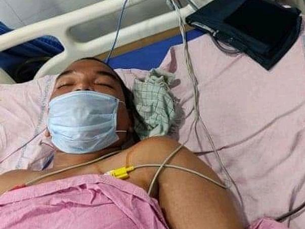 Help My Friend Racharla Praneeth Fight Spinal Cord Injury