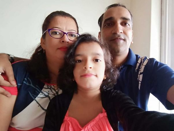 Support For Anil Adhav's Family