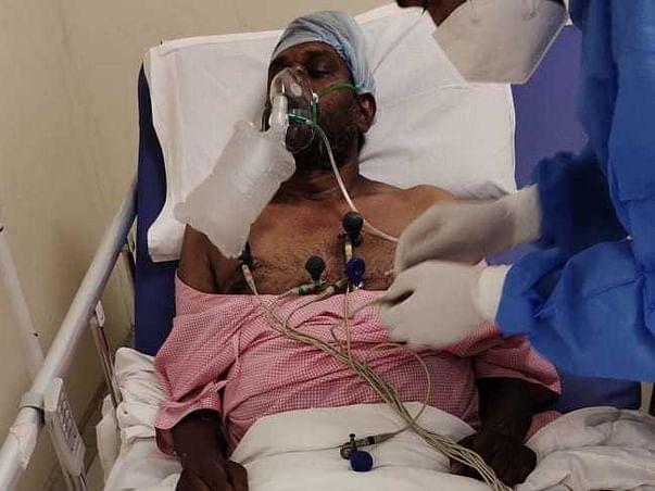 Support Srinivas Mulakapally Recover From Covid 19