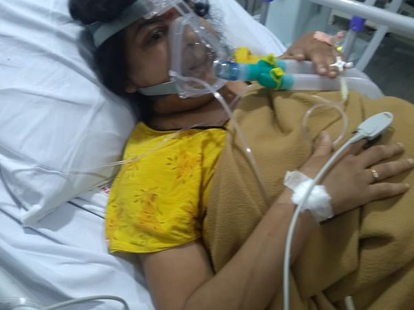 Help Sowbhagya Rani Recover From Covid 19 Now She is on Ventilater.