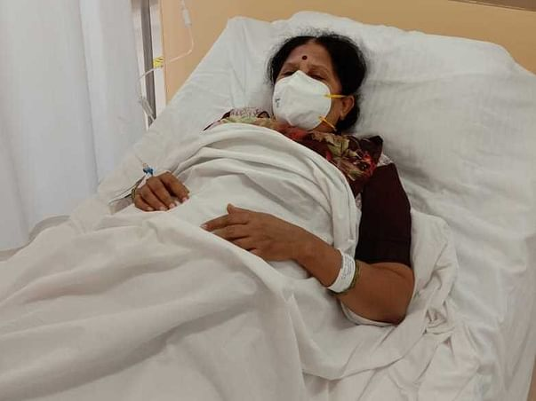 Support Saraswathi To Recover From Breast Cancer