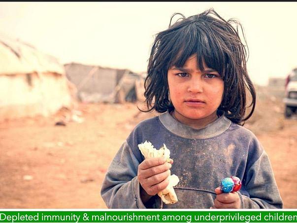 Affordable Nutrition Options For Underprivileged,Malnourished children