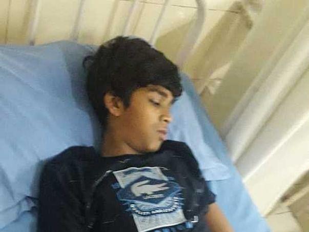 Help my friend Raj verma fight Urethra trauma