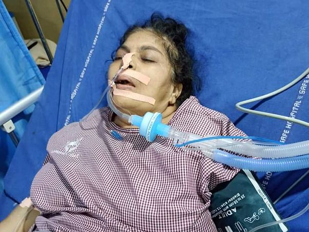 Support My Mother, Nirmala Recover From Covid Positive