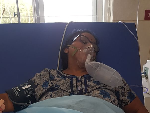 Help My Mom To Recover From Covid 19