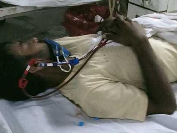 Support Atul Kumar Recover From Kidney Failure