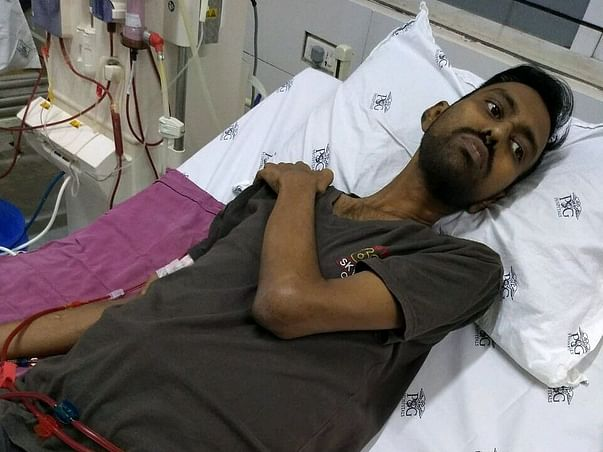 Support Sandeep Recover From Kidney Failure
