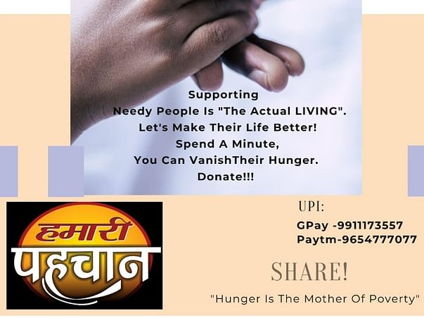 Help People Relieve From Hunger  To Fight Against Covid-19