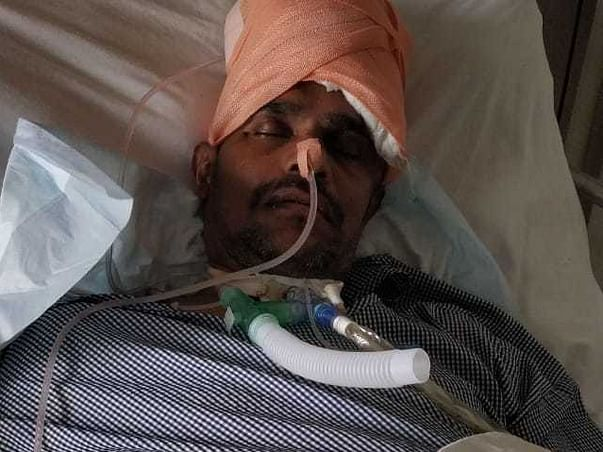 Support Vijay Gaikwad Recover From Hemorrhagic Stroke.