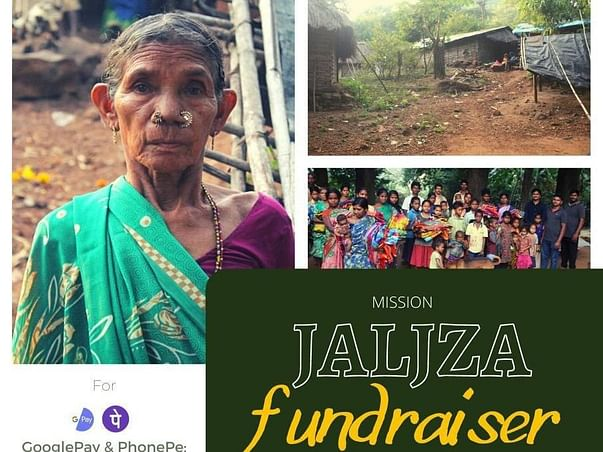 Support Tribals during COVID - Mission Jaljza (Rs 2500 for 1 family)