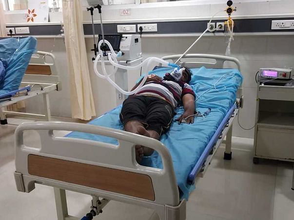 Support Osmania University's Research Scholar Pandu Reddy Fight Covid