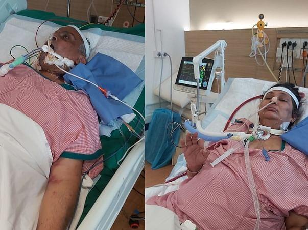 Help Vandana Bansal (Arya) fight COVID Pneumonia & Respiratory Failure
