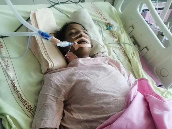 Anisha My Cousin struggling with Life Please Support