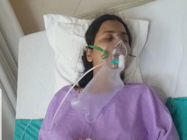 27 years old Tina choudhary( patidar) need help to fight Pneumothorax