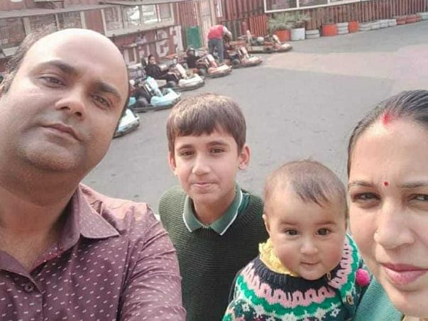 Support Amit's Family