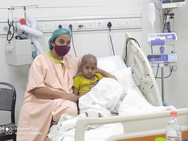 Support Khushi Dudhe Recover From Blood Cancer