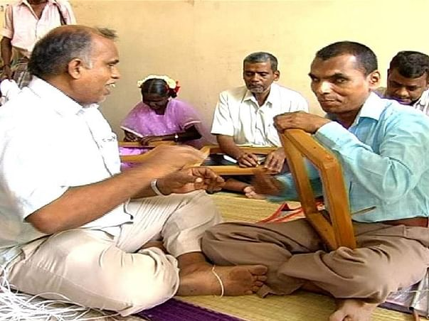 Help visually impaired families in Tamil Nadu get rations