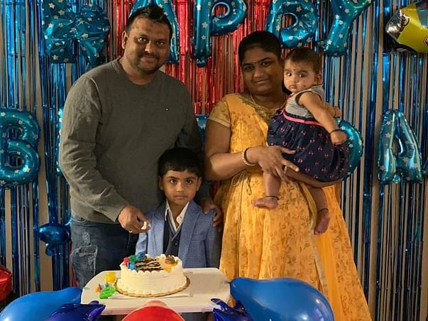 Memorial Fund To Support Ramesh Family