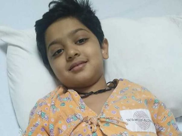 Help Aaradhak Jain (Age 8 Years) Suffering From Blood Cancer (Aml)