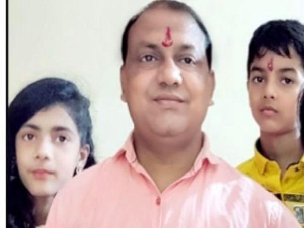 Support Vijay Patil's Bereaved Family