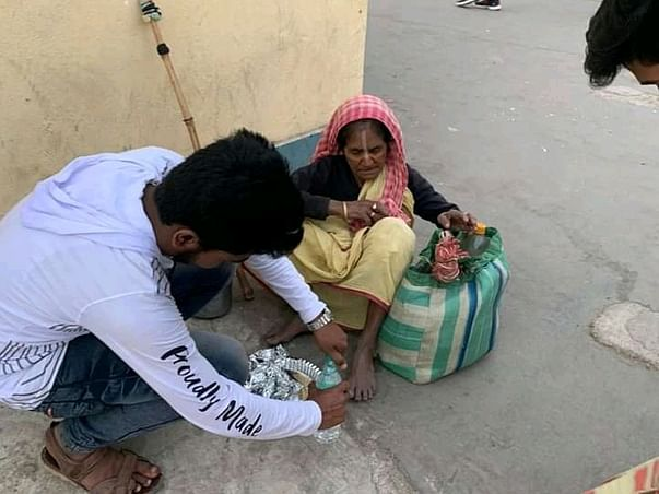 Support Us Feed The Poor Children