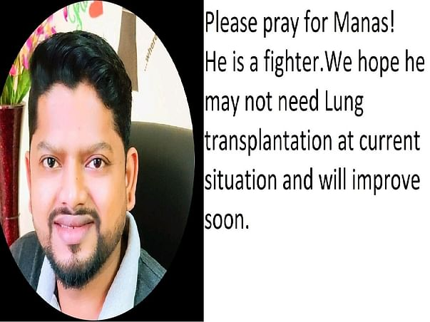 Support Manas To Recover From Covid-19
