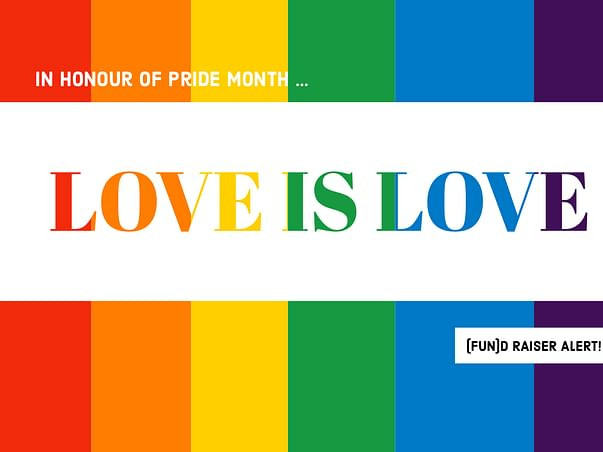 Be Proud Supportive (FUN)D Raiser for the Homeless LGBTQ Youth