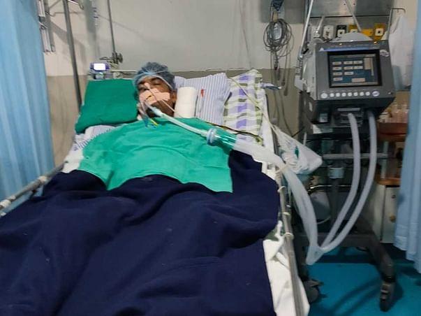 Support Ram Chandra Nagar Recover From Covid-19
