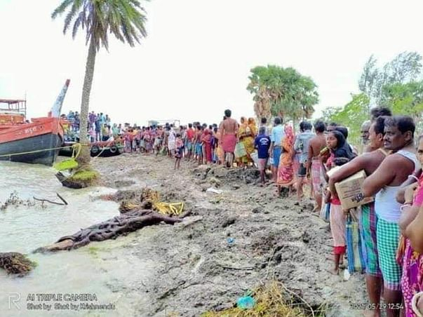 YAAS Relief Fundraise in South 24-Parganas, West Bengal:Vision Prabaho