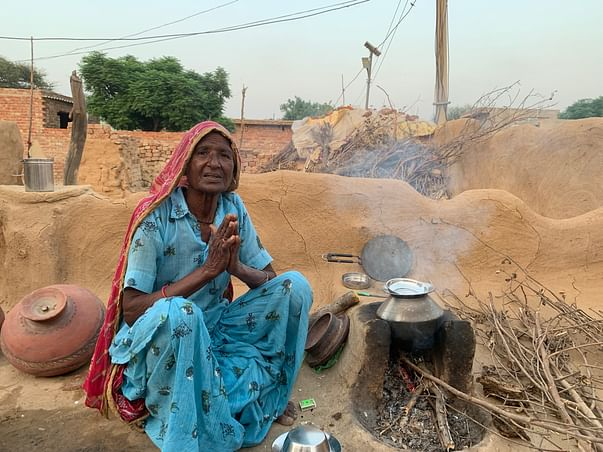 Help An Indian Village With Food Insecurity And Education Crisis.