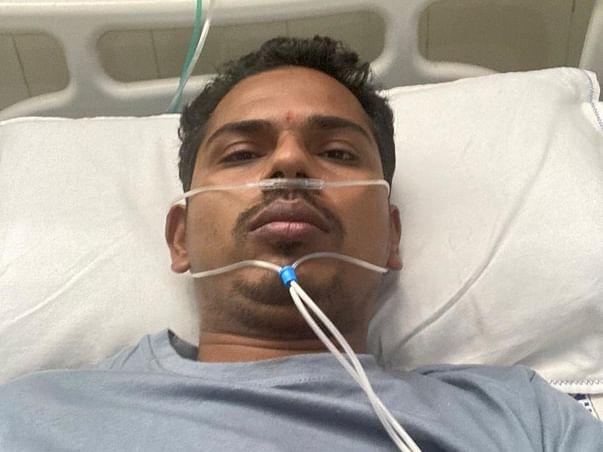 Support V.v Shesha Kumar Recover From Covid-19