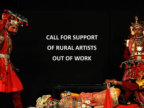 Support rural artists out of work