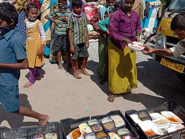 Help Us Feed The Hungry And Poor In This Pandemic