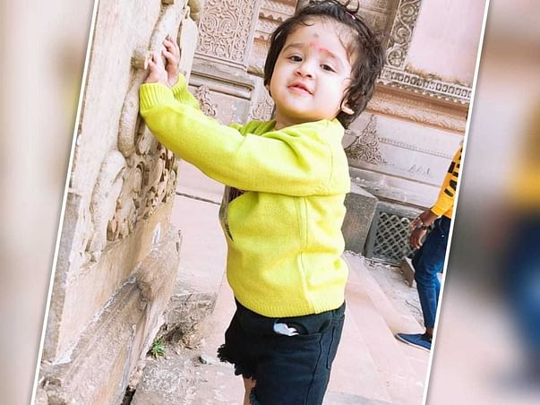 2 Years Old Baby Anahita Needs Your Help Recover From  Hearing Loss