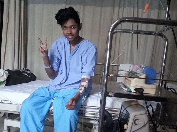 Support Abhishek Recover from Chronic Pulmonary GVHD
