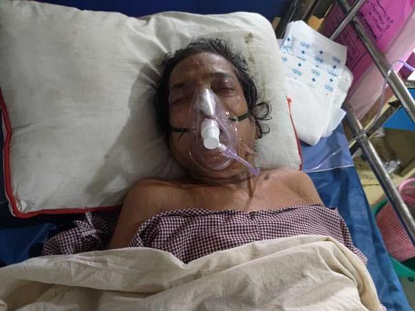 65 Years Old Pratima Mukherjee Needs Your Help Recover Liver Cirrhosis