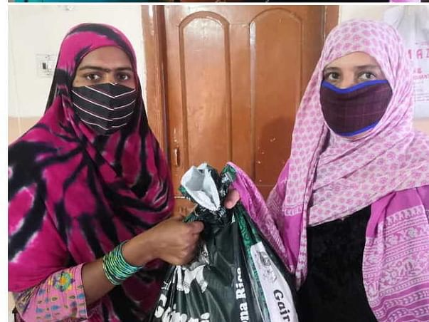 Covid19 Relief Pack For Widows And Daily Wage Earners.