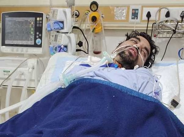 Help My Husband, He Is Suffering From Post Covid Lungs Damage.