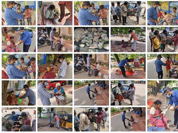 Neeraja Service Organisation's Feed Tirupati