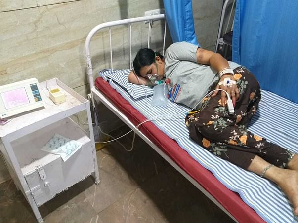 Support Seema Devi Recover From Lung Infection