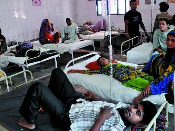 Help Critical Patients To Give MEDICAL Assistance In This Pandemic